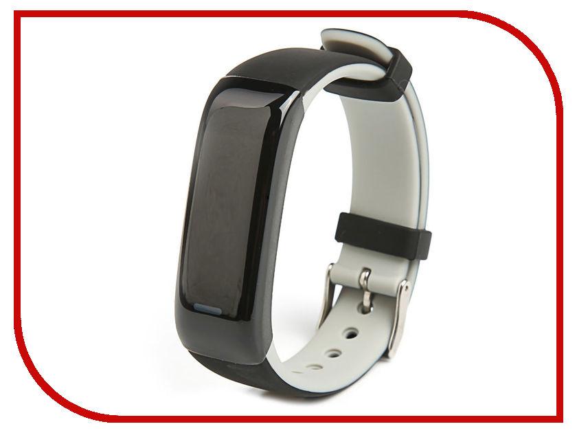 Умный браслет Qumann QSB 09 Grey-Black