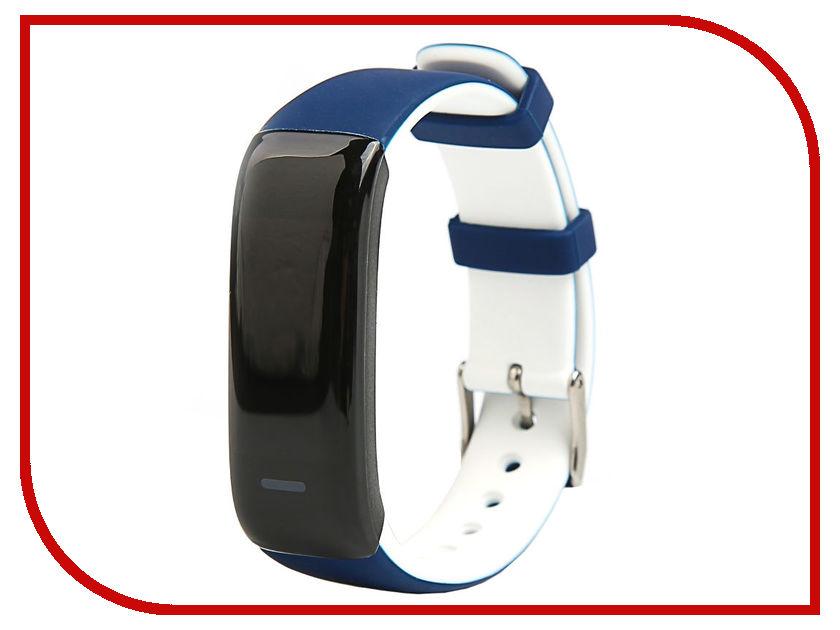 Умный браслет Qumann QSB 09 Blue-White