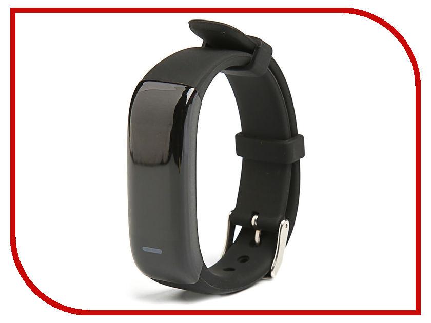 все цены на Умный браслет Qumann QSB 09 Black онлайн