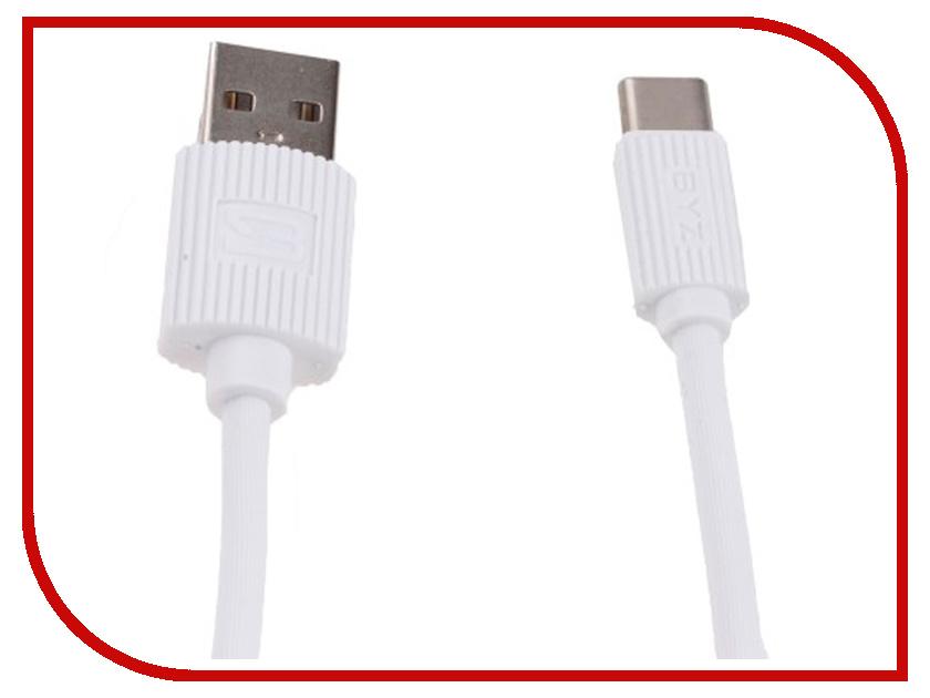 Аксессуар BYZ BL-634 USB - Type-C White xiaomi usb 3 1 type c to hdmi converter adapter white