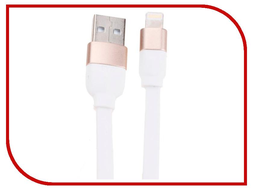Аксессуар BYZ BL-658 USB - Lightning White baolongxing bl 008 mini portable female usb 2 0 output us plug power adapter white 100 240v