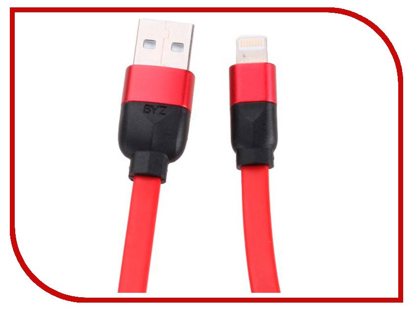 Аксессуар BYZ BL-658 USB - Lightning Red oris 658