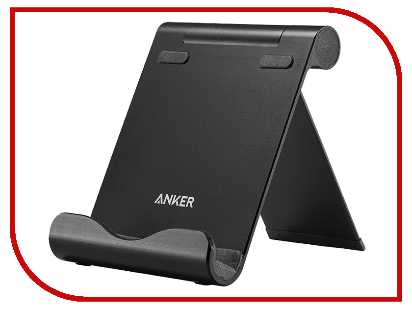 Подставка Anker Multi-Angle Stand Black A7135011 new 1 25 31 7mm 66 deg wide angle eyepiece lens ultrawide 6mm multi coated for astronomical telescope
