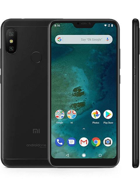 Сотовый телефон Xiaomi Mi A2 Lite 3/32GB Black сотовый телефон xiaomi mi a2 4 64gb blue