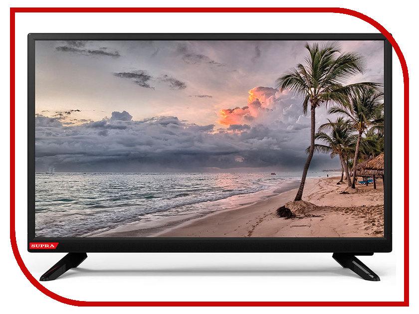Телевизор SUPRA STV-LC22LT0050F жк телевизор портативный supra stv 705
