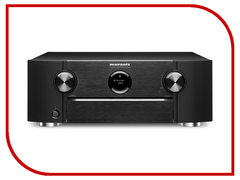 Ресивер Marantz SR6013 Black колонки kef t205 black sp3738bae