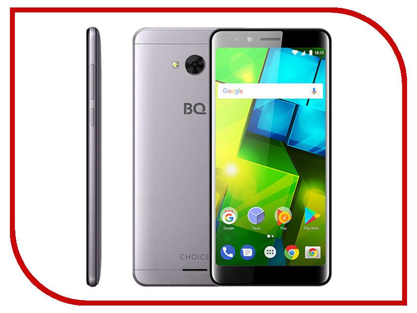 Сотовый телефон BQ 5340 Choice Grey сотовый телефон senseit t100 black