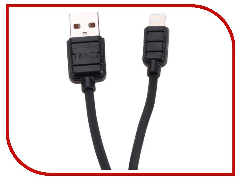 Аксессуар BYZ BL-672 USB - Lightning Black byz ys 032 black