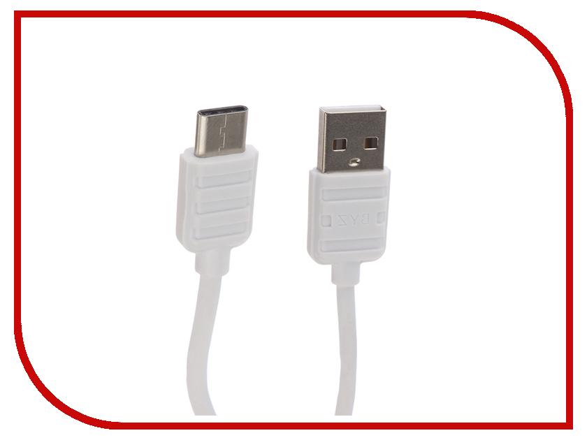 Аксессуар BYZ BL-673 USB - Type-C White xiaomi usb 3 1 type c to hdmi converter adapter white