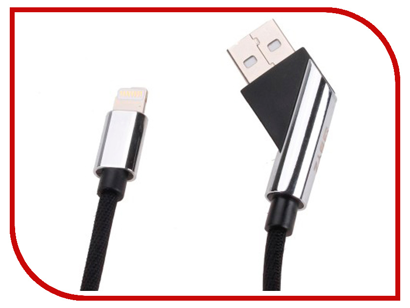 Аксессуар BYZ BL-680 USB - Lightning Black byz ys 032 black