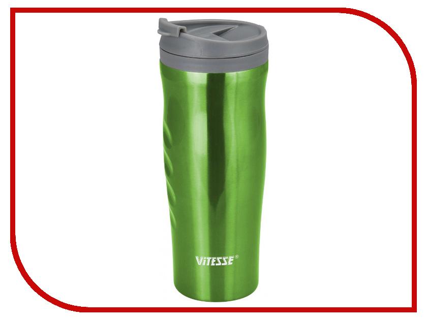 Термокружка Vitesse 540ml VS-2641 Green набор чайников vitesse vs 7812 green