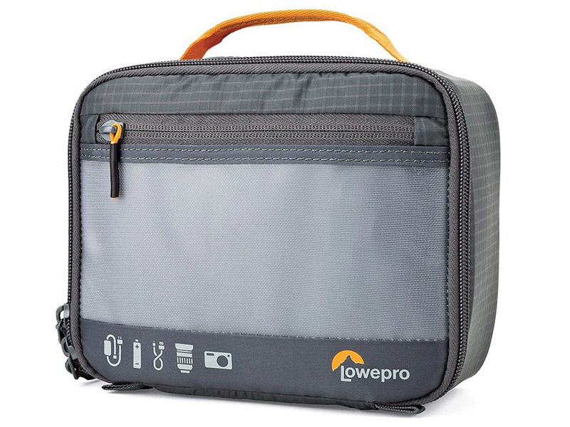 Сумка LowePro GearUp Camera Box Medium Grey LP37145-PWW