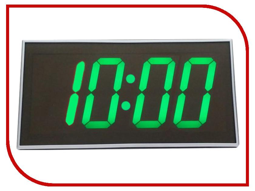 Часы BVItech BV-103GKx Green-Black настольные часы bvitech bv 412r