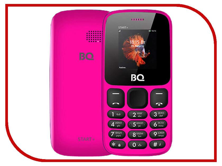 Сотовый телефон BQ 1414 Start+ Pink