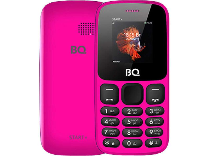 Купить Сотовый телефон BQ 1414 Start+ Pink