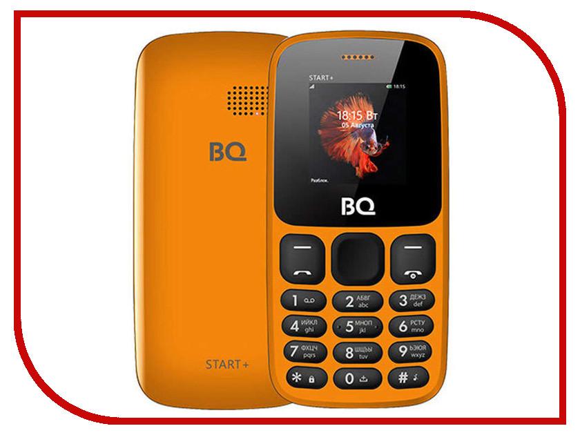 Сотовый телефон BQ 1414 Start+ Orange сотовый телефон vertex impress tor black orange