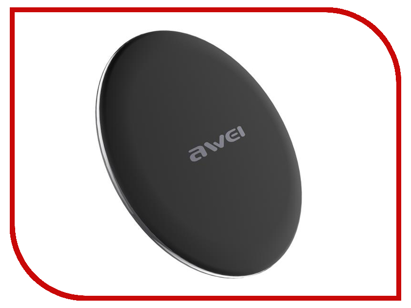 Зарядное устройство Awei W6 Black 88234