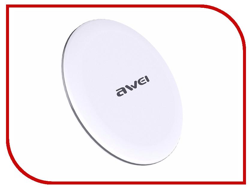 Зарядное устройство Awei W6 White 88235 awei stylish earphone for cell phone mp3 mp4 white 3 5mm jack