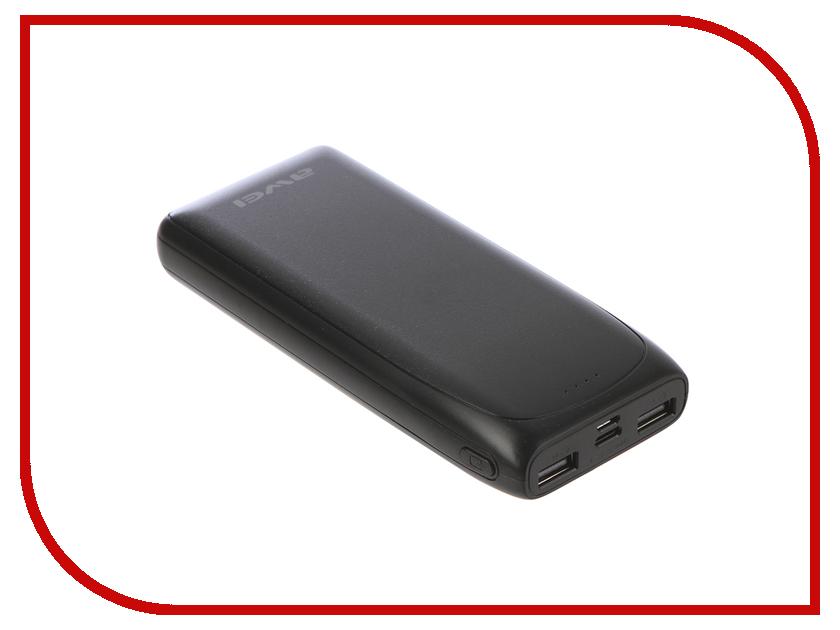 Аккумулятор Awei P66K 20000mAh Black 88244 аккумулятор joyroom nick d m175 20000mah red