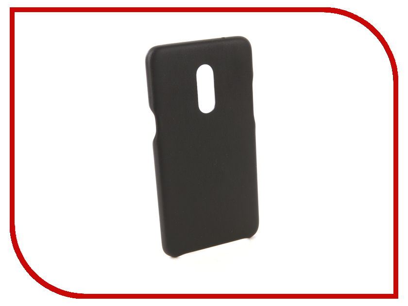Аксессуар Чехол для Meizu 15 Plus G-Case Slim Premium Black GG-963