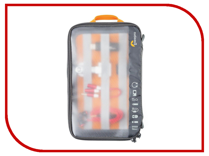 Zakazat.ru: LowePro GearUp Case Large Grey LP37141-PWW