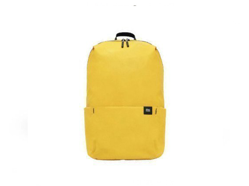Рюкзак Xiaomi Mi Colorful Backpack 10L Yellow original xiaomi backpack red
