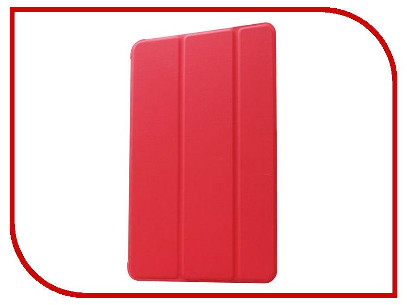 Аксессуар Чехол Activ TC001 для Apple iPad Mini 4 Red 65259 аксессуар чехол activ tc001 для apple ipad 2 3 4 green 65242
