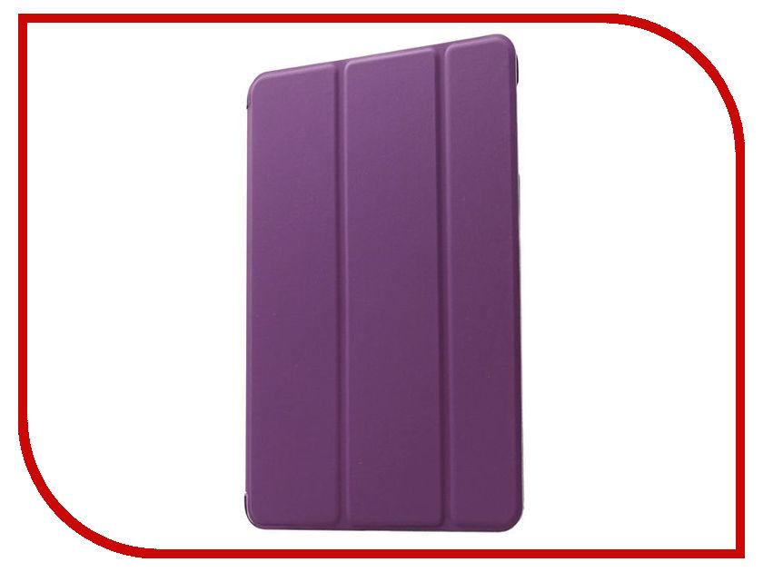 Аксессуар Чехол Activ TC001 для Apple iPad Mini 4 Violet 65261 аксессуар чехол lg g4 h815 activ white mat 49556