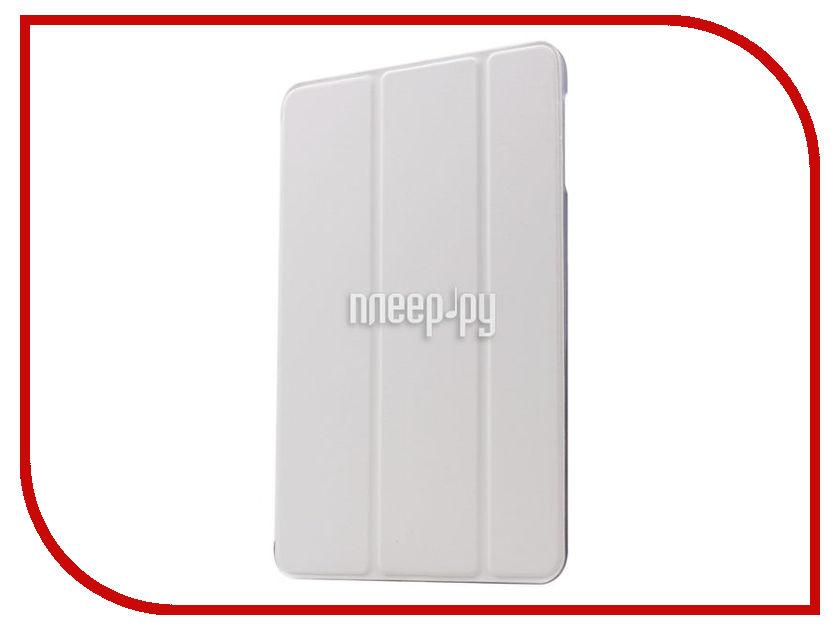 Аксессуар Чехол Activ TC001 для Apple iPad Mini 4 White 65262 аксессуар чехол activ tc001 для apple ipad 2 3 4 green 65242