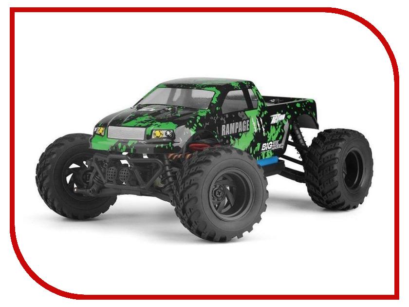 Игрушка HBX Монстр трак Rampage 4WD 1:18 HBX-18859E игрушка hbx трофи transit 1 12 hbx 12895