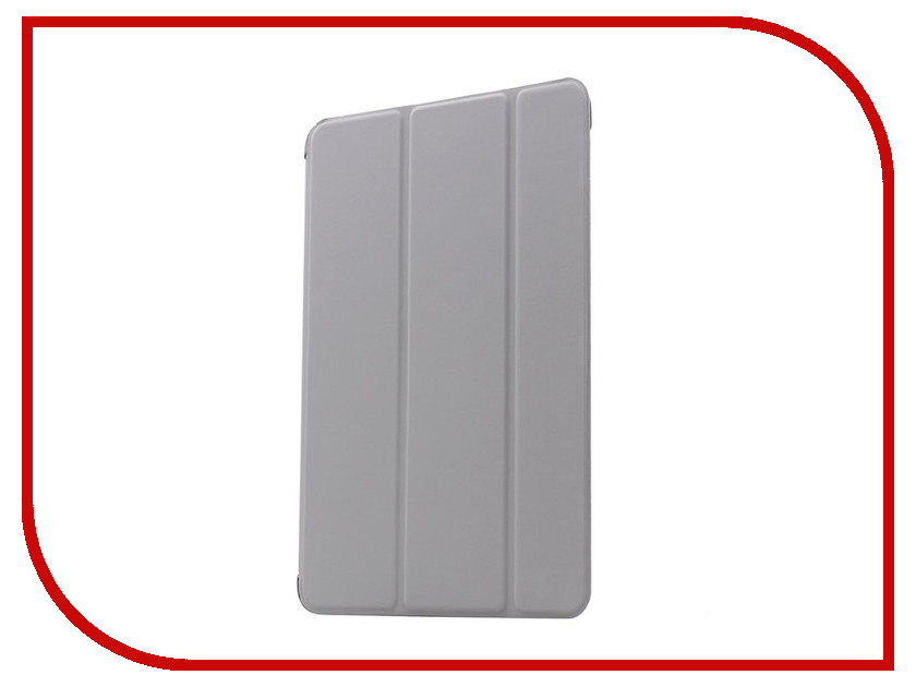 Аксессуар Чехол Activ TC001 для Apple iPad Mini 1/2/3 Grey 65250 аксессуар чехол activ tc001 для apple ipad 2 3 4 green 65242