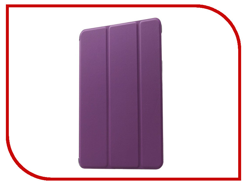 Аксессуар Чехол Activ TC001 для Apple iPad Mini 1/2/3 Violet 65253 аксессуар чехол activ tc001 для apple ipad 2 3 4 green 65242
