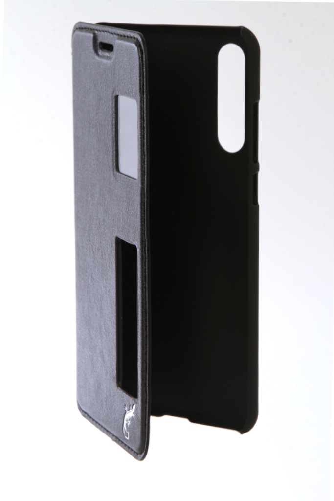 купить Аксессуар Чехол G-Case для Huawei P20 Pro Slim Premium Black GG-968 недорого