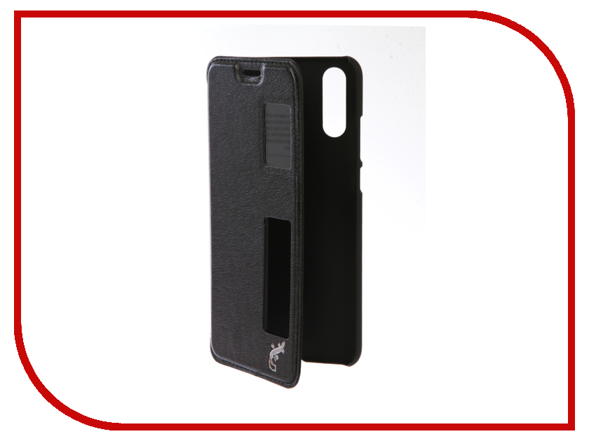 Аксессуар Чехол для Huawei P20 G-Case Slim Premium Black GG-969 аксессуар чехол для huawei p smart g case slim premium black gg 928