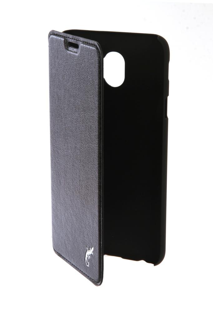Аксессуар Чехол G-Case Slim Premium для Samsung Galaxy J4 2018 Black GG-958 чехол g case slim premium для samsung galaxy j8 2018 gg 984 черный