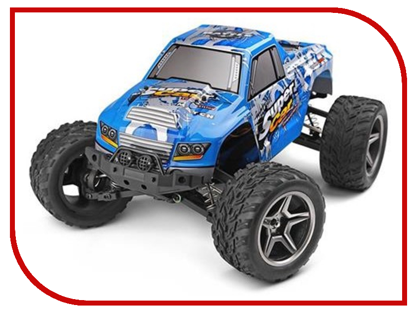 Игрушка WLToys Монстр Super Car 4WD 1:12 WLT-12402 wltoys a969 rc racing car 4wd 2 4ghz 4ch drift 1 28 high speed 30km h alloy chassis gift toy radio control vehicle remo car