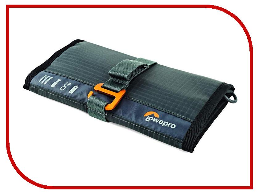 Органайзер для гаджетов LowePro GearUp Wrap Grey кровать трансформер антел ульяна 4 маятник комод 2 ящика венге