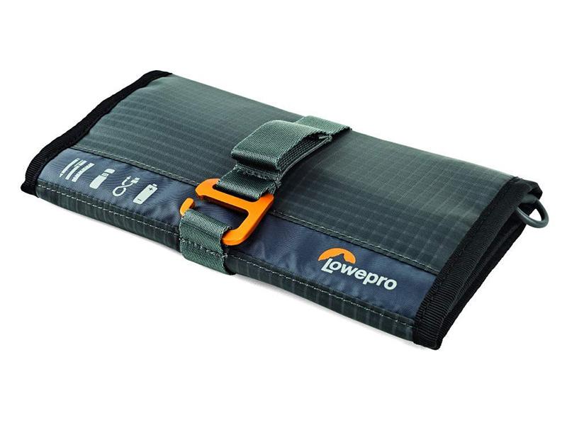 Органайзер для гаджетов LowePro GearUp Wrap Grey LP37140-PWW цена