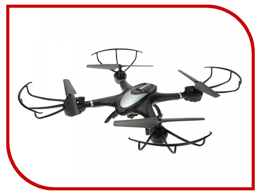 купить Квадрокоптер MJX X401H Black
