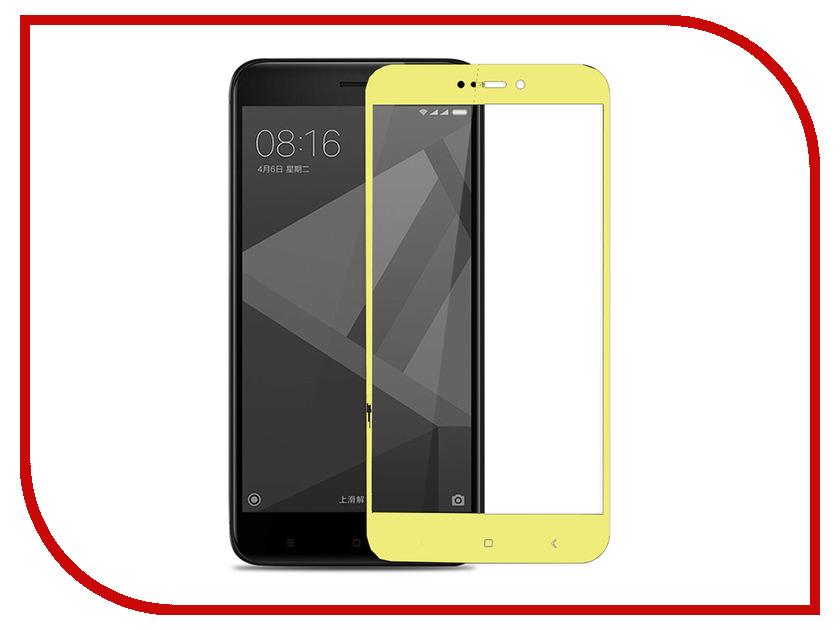 Аксессуар Защитное стекло для Xiaomi Redmi 6/6A Svekla Full Screen Gold ZS-SVXIRMI6-GOLD zhiyusun 68015e 020 touch screen sensor glass 164 127 6 5 inch industrial use 8line 164mm 127mm