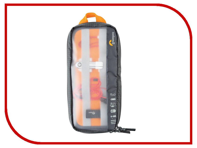 LowePro GearUp Pouch Medium Grey LP37139-PWW