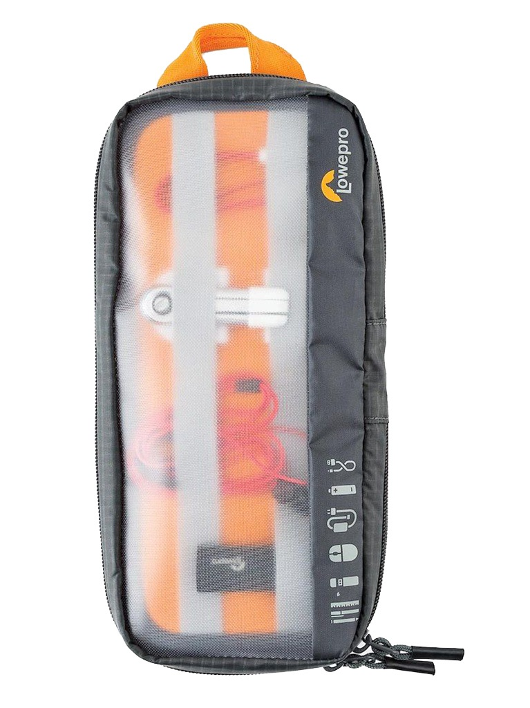 Фото - Чехол LowePro GearUp Pouch Medium Grey LP37139-PWW make up for ever round shader brush medium 240