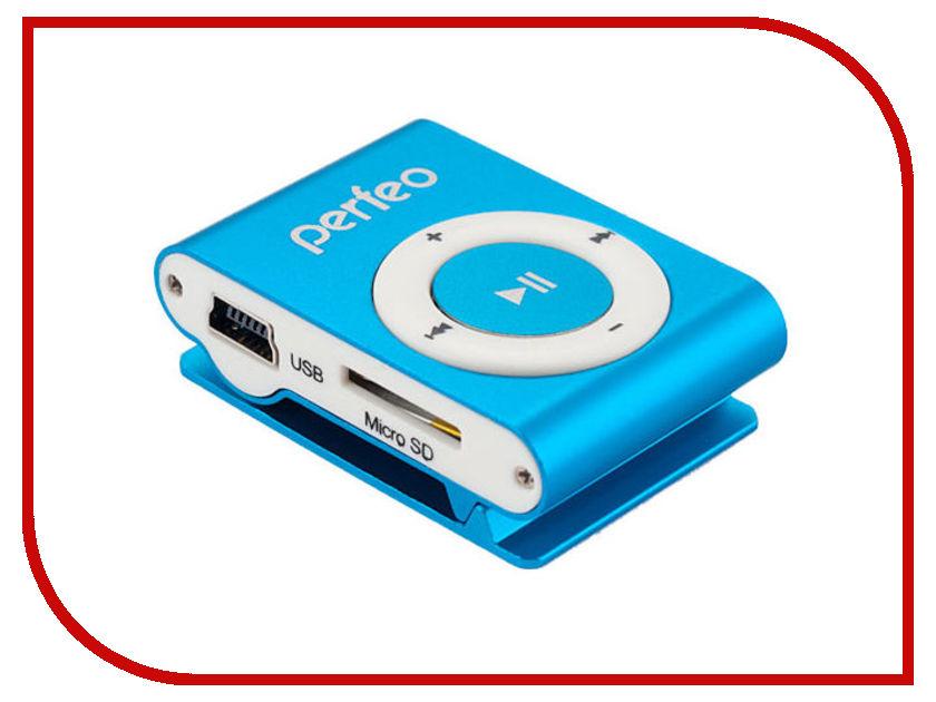 Купить Плеер Perfeo Titanium Lite Light Blue PF_A4144