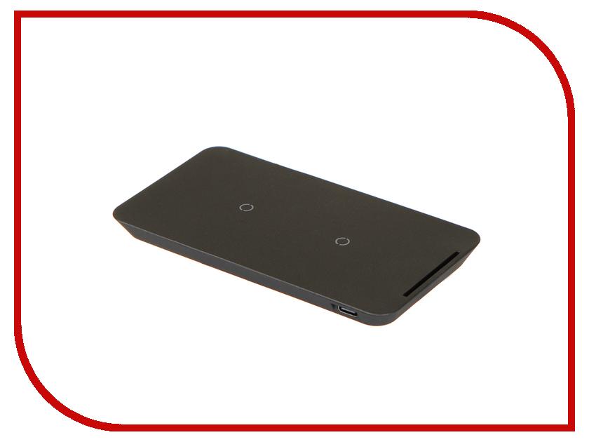 Зарядное устройство Baseus Wireless Charger Black WXHSD-01 906018 аксессуар baseus ip to double ip socket adapter l39 black call39 01