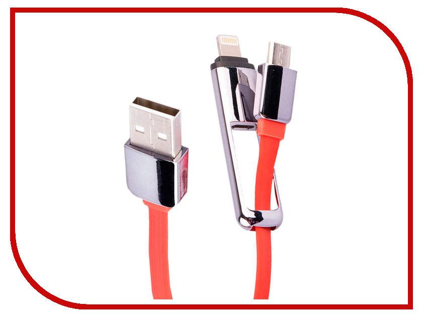 Аксессуар Senseit D1 USB - Lightning/MicroUSB аксессуар