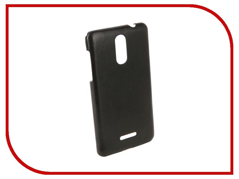 Аксессуар Чехол для Senseit T300 Surround Экокожа Black смартфон senseit t250 silver