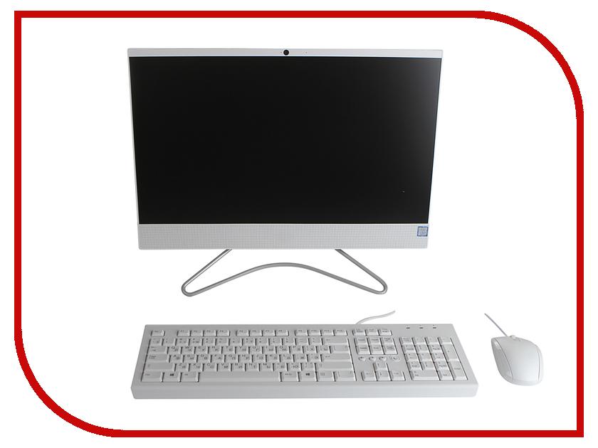 Моноблок HP 22-c0030ur Snow White 4GX83EA (Intel Core i5-8250U 1.6 GHz/8192Mb/1000Gb/DVD-RW/Intel HD Graphics/Wi-Fi/Bluetooth/21.5/1920x1080/DOS) моноблок hp 200 g3 3va55ea intel core i5 8250u 1 6 ghz 4096mb 1000gb 128gb ssd dvd rw intel hd graphics 21 5 1920x1080 dos