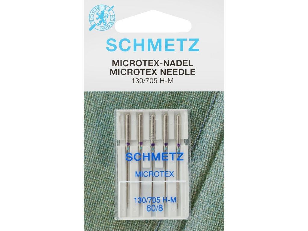 Набор игл для микротекстиля Schmetz №60 130/705H-M 5шт