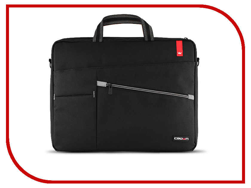 Аксессуар Сумка 17.0 Crown CMB-558 Black сумка для ноутбука 17 crown cmb 558 синтетика черный