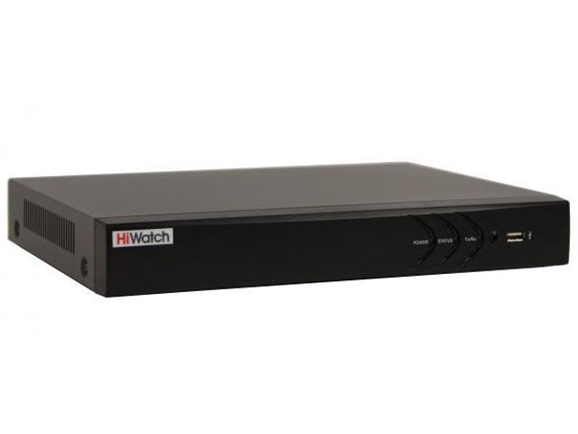 Видеорегистратор HiWatch DS-H208QP